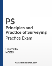 NCEES Principles and Practice of Surveying Practice Exam
