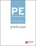 NCEES PE Civil: Transportation Practice Exam