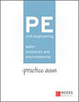NCEES PE Civil: WR/ENV Practice Exam