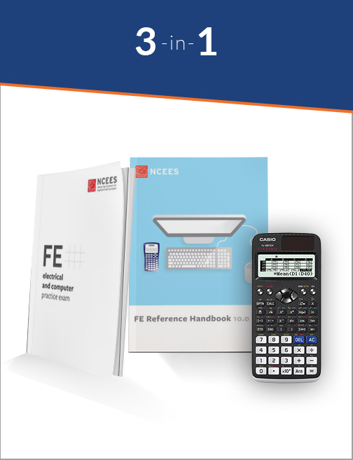 FE Electrical and Computer 3-in-1 Bundle