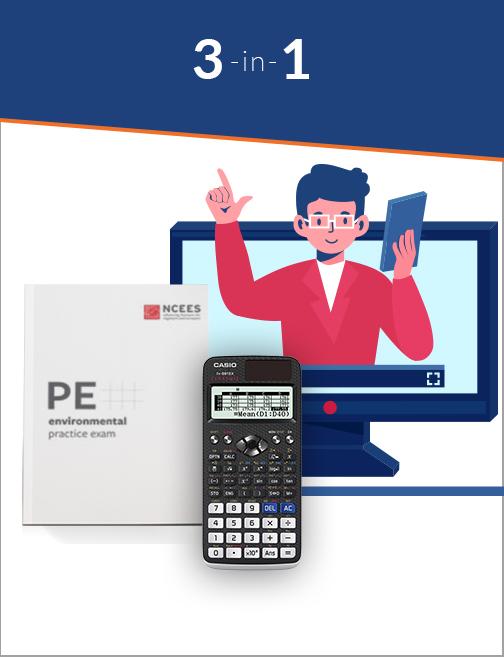 PE Environmental 3-in-1 Bundle